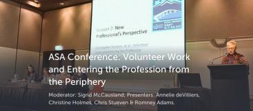 ASA Conference Panel